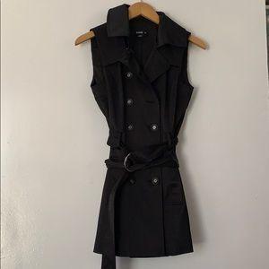 BEBE sleeveless vest jacket 🧥